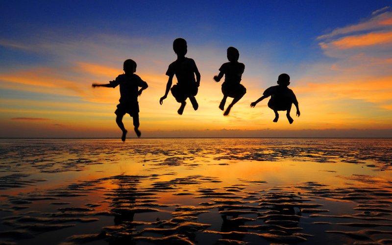 Kids Summer Holiday