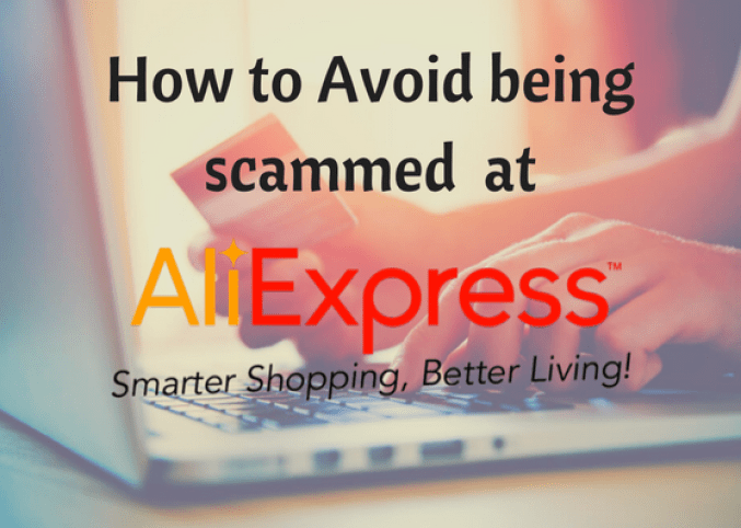 stop being scammed at aliexpress.com