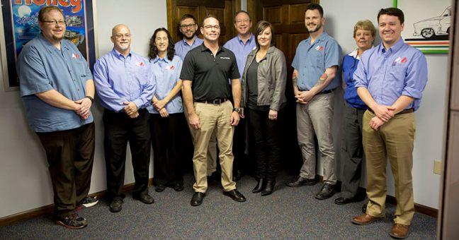 Putco Visits Total Truck Centers