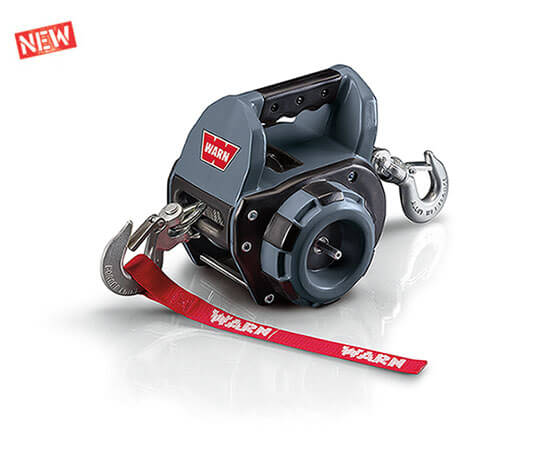 WARN Industries (910500): Drill-Powered Portable Winch