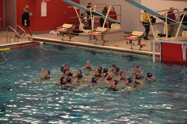 North Penn Maidens Finish Pa Champs Total Waterpolo