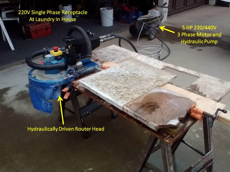 3 Hp Single Phase 220v Motor