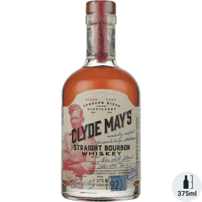 Clyde May's Straight Bourbon 92 PF