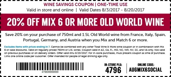 graphic about Wine Coupons Printable called Send out Amount of money Wine Discount coupons Printable