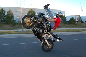 Motorcycle Operator's License Administrator Is Failing People Who Can't Do Bad-Ass Wheelies