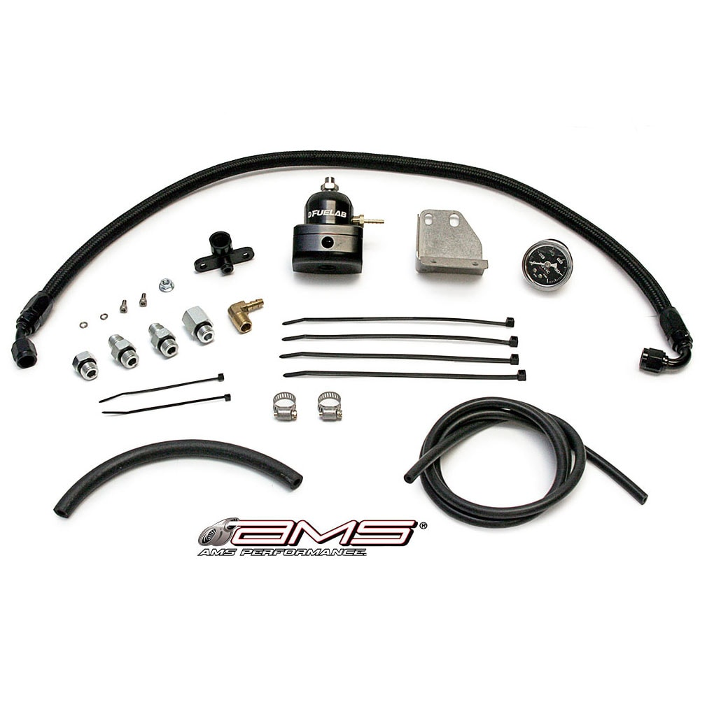 AMS Fuel Pressure Regulator Kit for 08-15 Mitsubishi