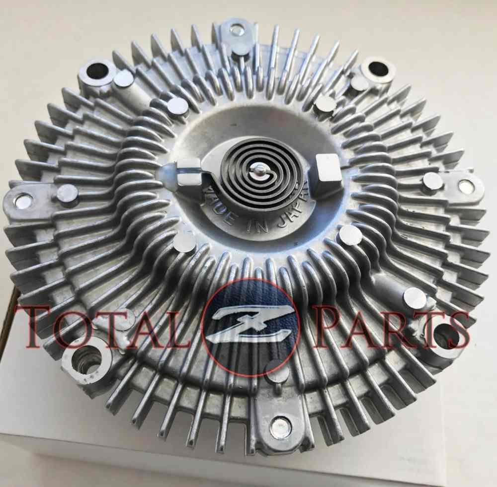 medium resolution of datsun 240z 260z 280z 280zx engine radiator cooling fan clutch new made in japan