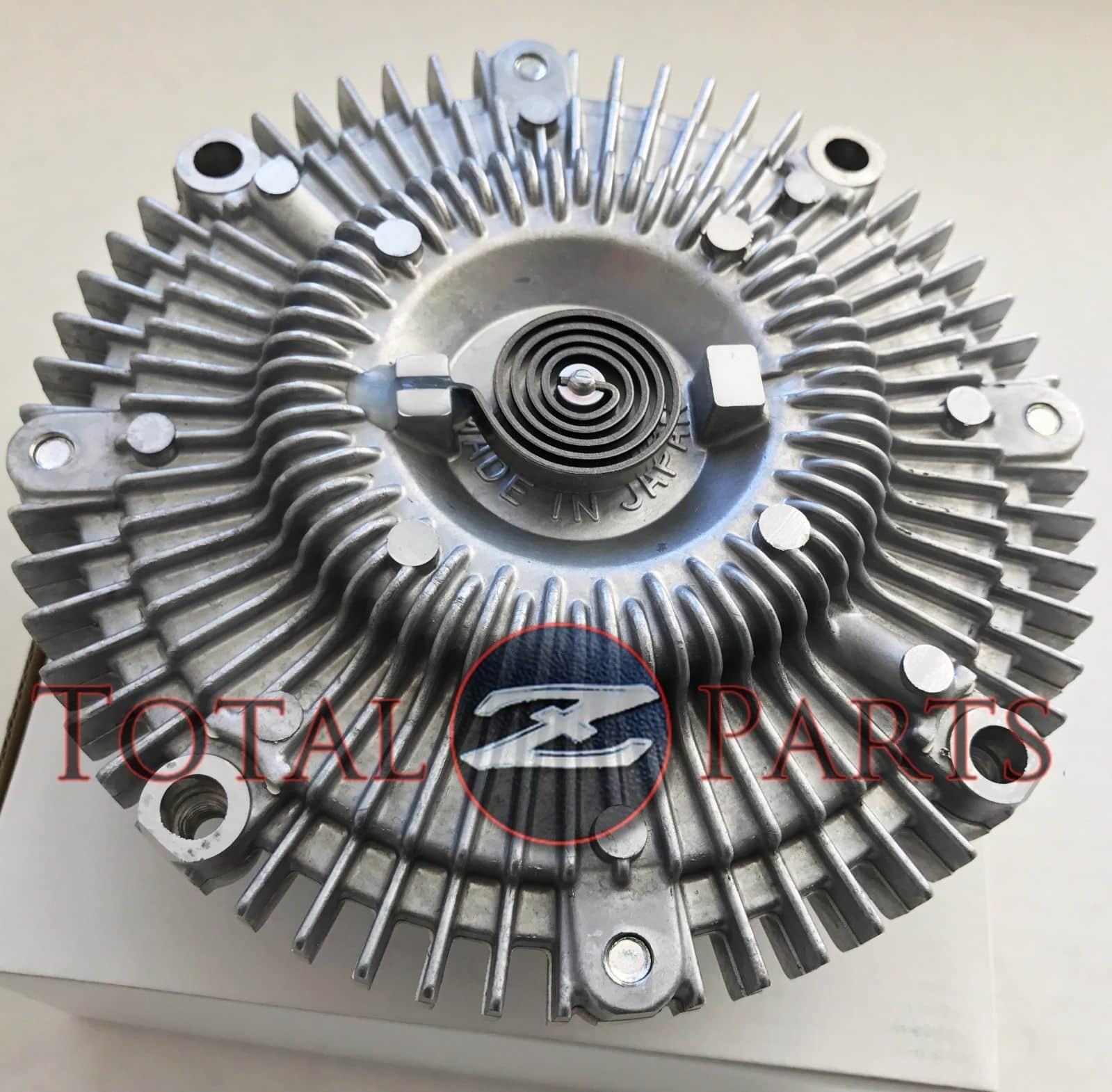 hight resolution of datsun 240z 260z 280z 280zx engine radiator cooling fan clutch new made in japan