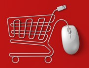Computer Mouse Shopping Cart
