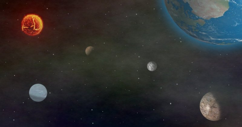 sistemul planetar