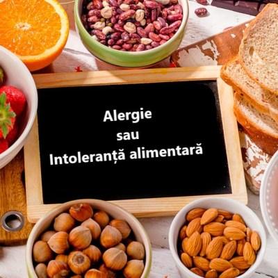 diferenta dintre alergie si intoleranta alimentara