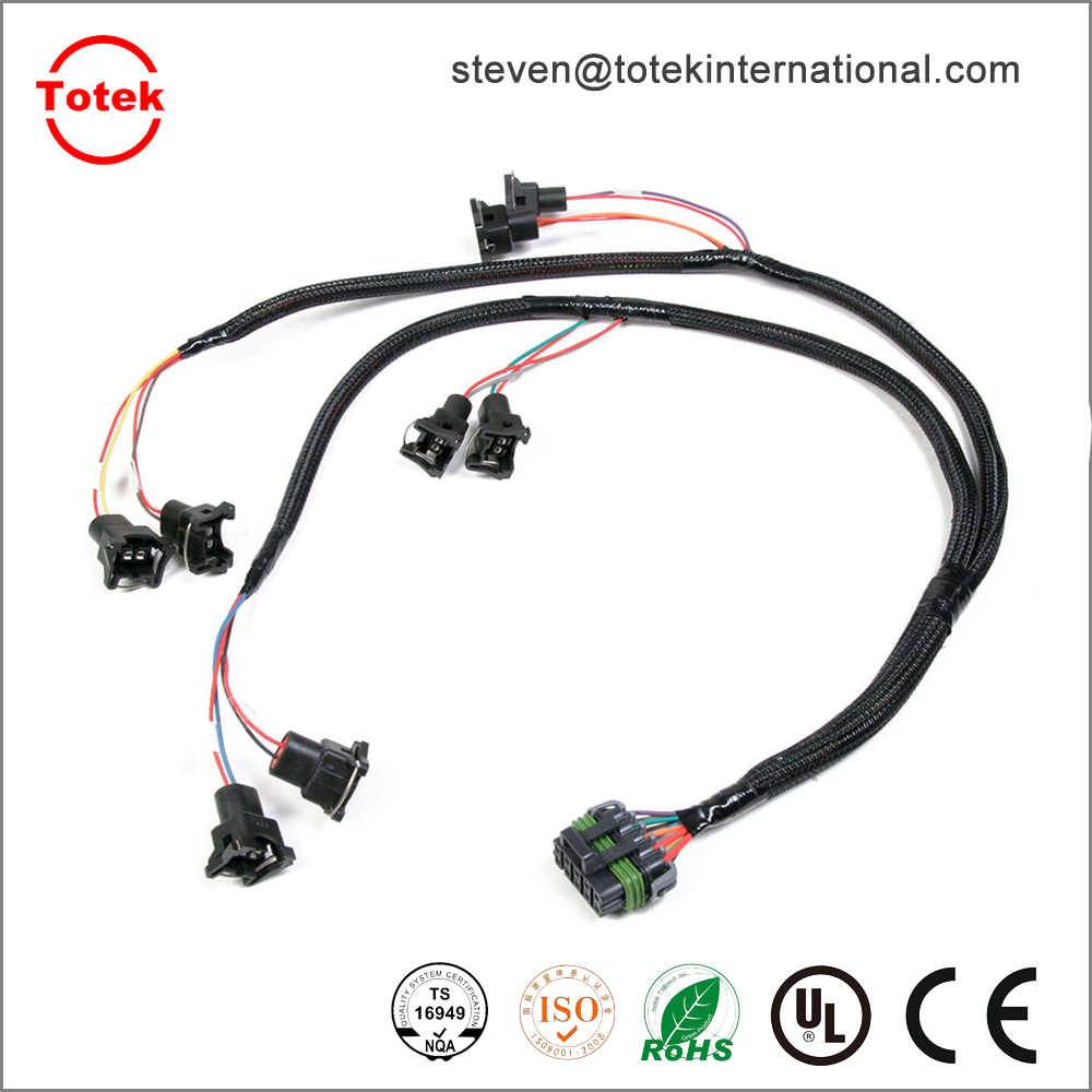 custom automotive wire harness-Totek International Corporation