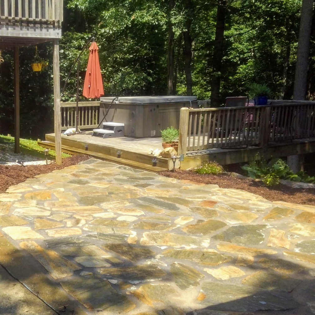 Low Maintenance Landscaping Ideas For A Stress Free 2018: Totem Rocks & Landscaping