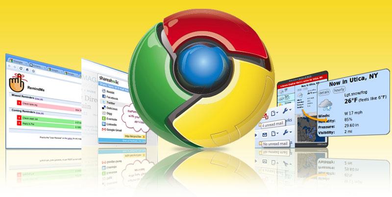 Extensiones de Chrome para profesores y alumnos