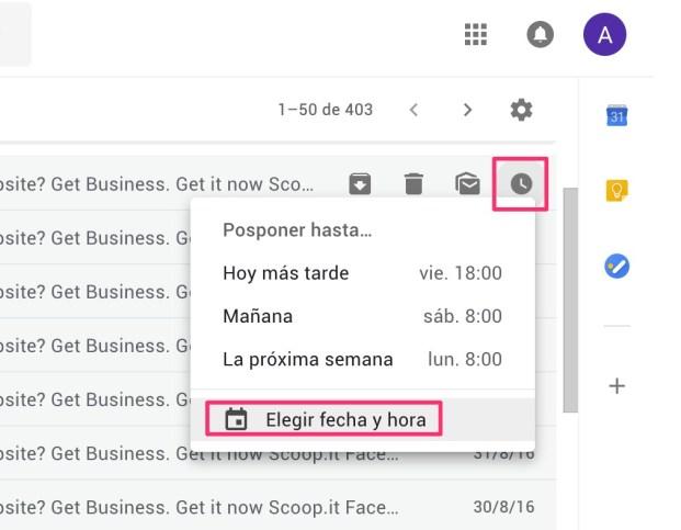 Posponer-gestion-emails-gmail