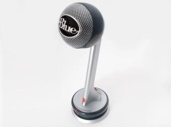 micrófono grabar audio blue nessie