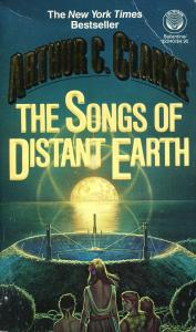 cubierta The Songs of distant Earth