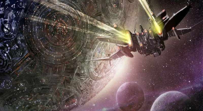 foundation-ship-planet