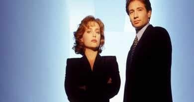 Expediente X: Mulder y Scully