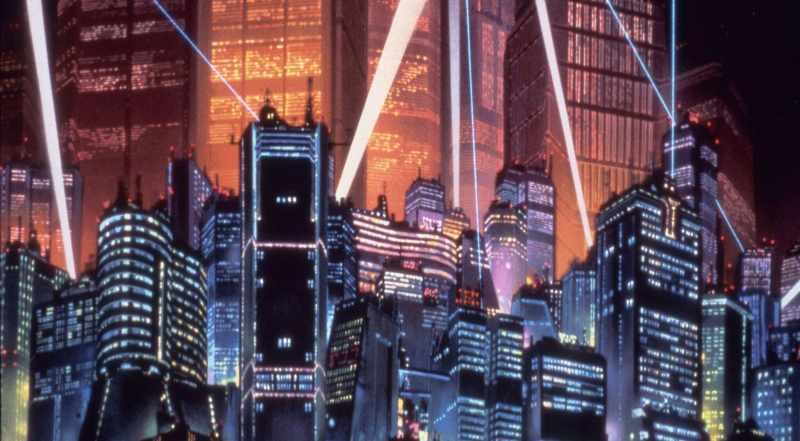 Neo Tokyo, la ciudad de Akira