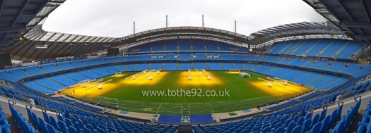 Football League Ground Guide - Manchester City FC - Etihad ...