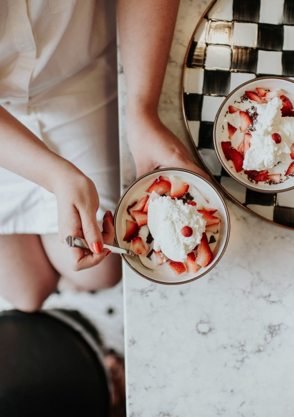 Sundae Girl: A Collaboration with MacKenzie-Childs