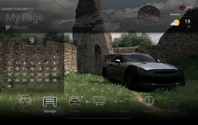 Screenshot of Gran Turismo 5 Prologue (PS3)
