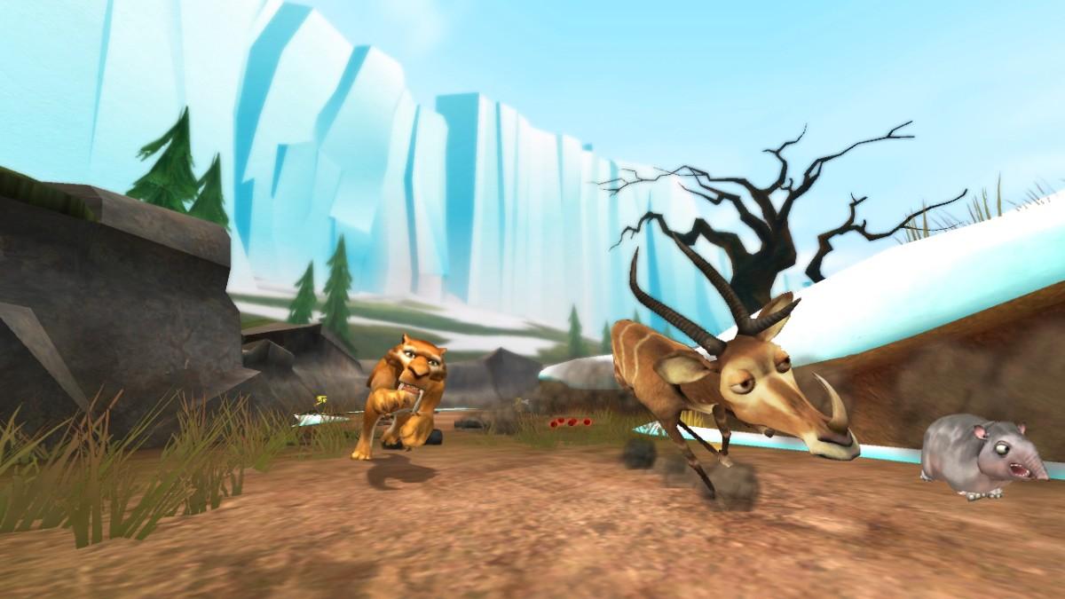 冰河世紀3:恐龍的黎明(Ice Age: Dawn of the Dinosaurs) [全區]_電玩999 電玩網