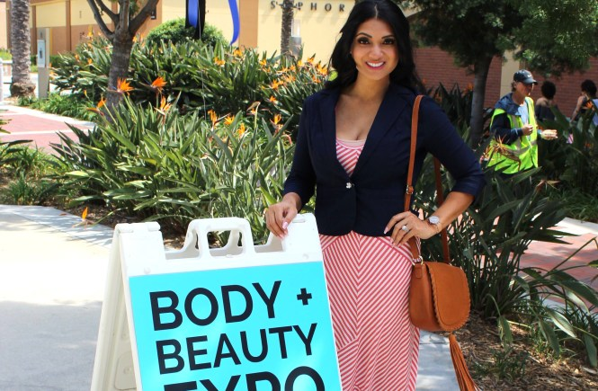 Debbie Savage To Thine Own Style Be True Body & Beauty Expo 2017 Rancho Cucamonga, CA