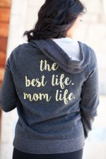 Debbie Savage of To Thine Own Style Be True Explains Why Every Mama Needs A Good Hoodie