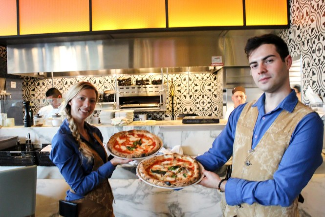 Angelina's Pizzeria Review on To Thine Own Style Be True