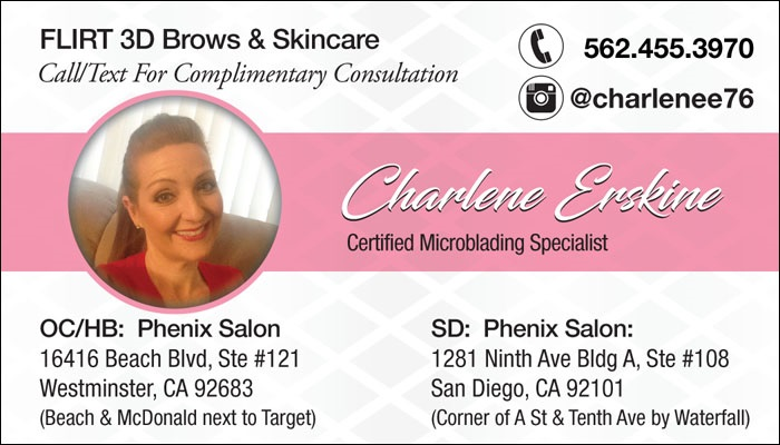 Debbie Savage of To Thine Own Style Be True Second Microblading Experience with Flirt 3D Brows & Skincare
