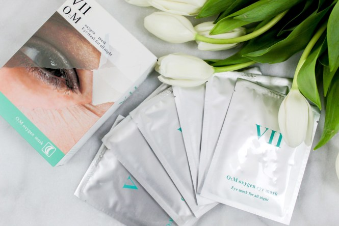 Debbie Savage of To Thine Own Style Be True's Review of VIIcode Oxygen Eye Mask for Dark Circles
