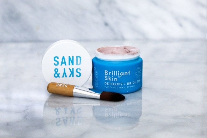 Give Your Skin a Vacation with Sand & Sky Australian Pink Clay
