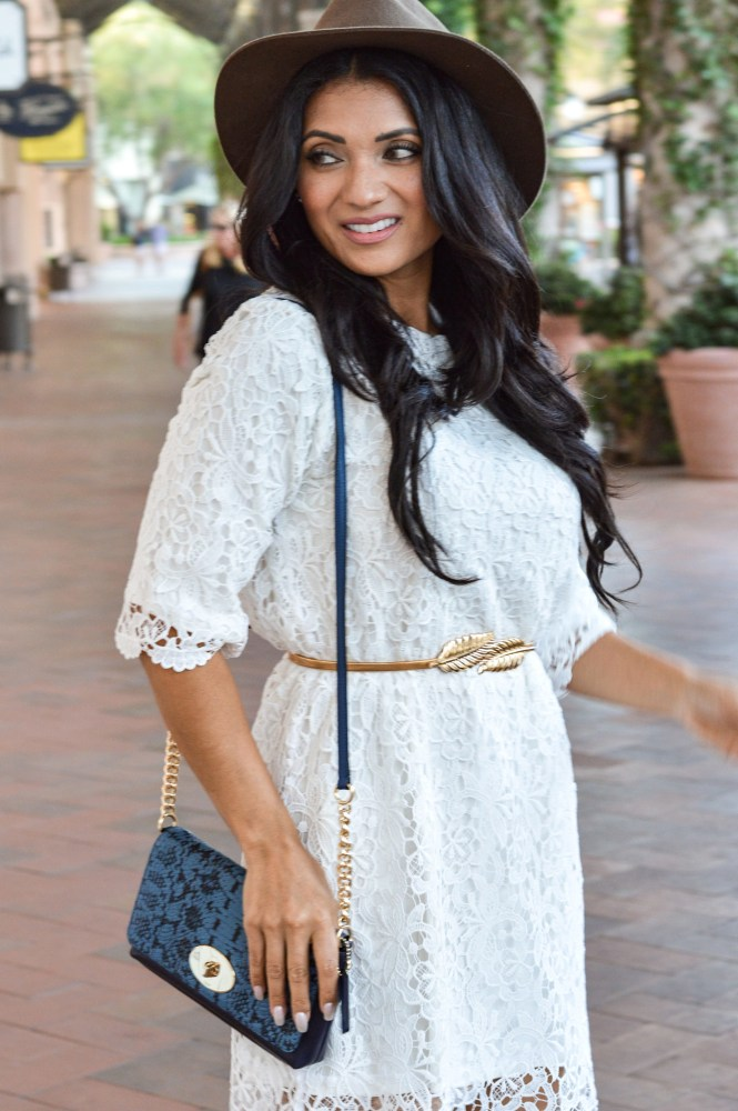 To Thine Own Style Be True with Stormie Dreams Iggy Crochet Dress