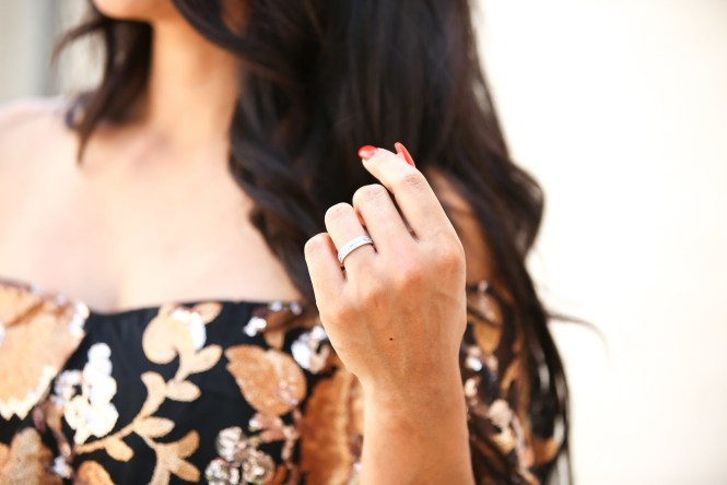 My Diamond Anniversary Ring by Anjolee