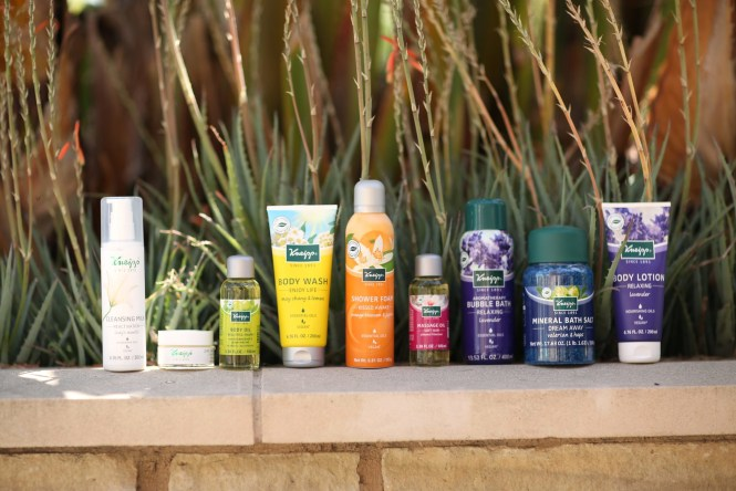 Feel the Change with Kneipp Bath & Body Care