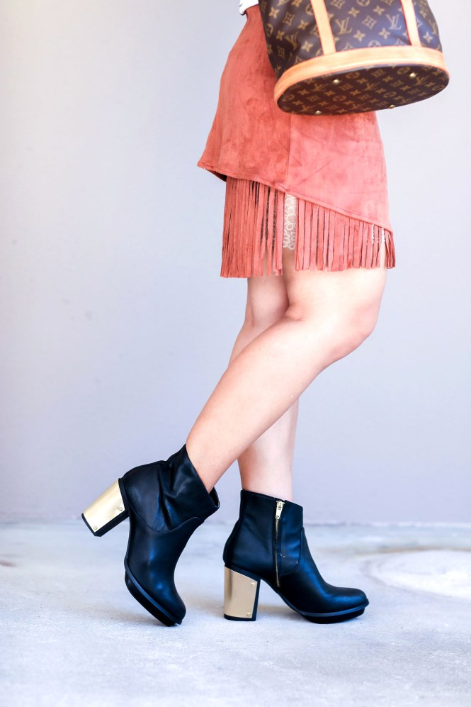 Why You Need a Fringe Skirt for Fall