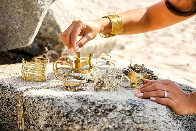 Petite Fashion Blog | To Thine Own Style Be True | Strand and Bangle | Beautiful Handmade Fair Trade Jewelry