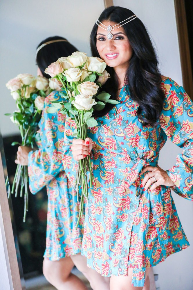 To Thine Own Style Be True, Fashion and Lifestyle Blog featuring PajamaSutra Loungewear | Girly Moments Call for a Bridal Dressing Gown - Girly Moments Call for a Bridal Dressing Gown by popular Orange County fashion blogger To Thine Own Style Be True