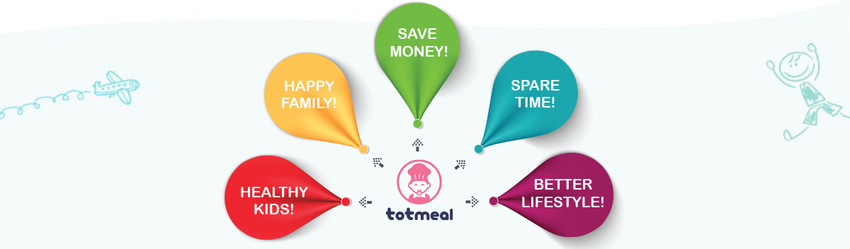 totmeal healthy baby food processor and maker