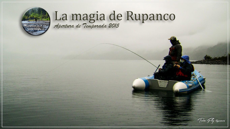 La magia de Rupanco - Portada
