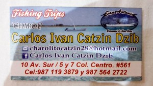 Fly fishing en Cozumel 51