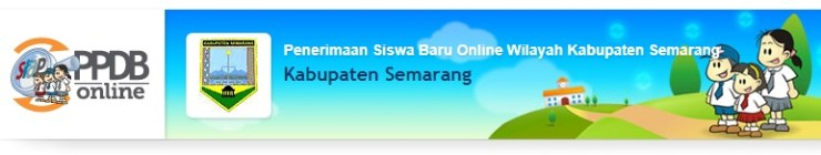 Cara Pendaftaran PPDB Online SMA SMK Negeri Kab Semarang 2018
