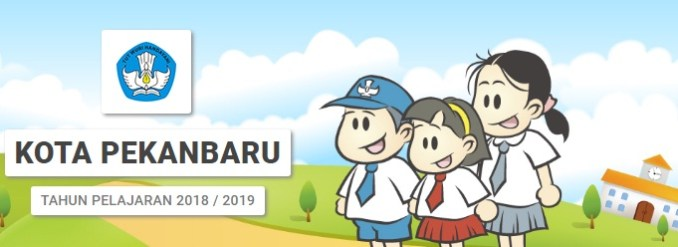 Cara Pendaftaran PPDB Online SMP MTS Negeri Pekanbaru 2018