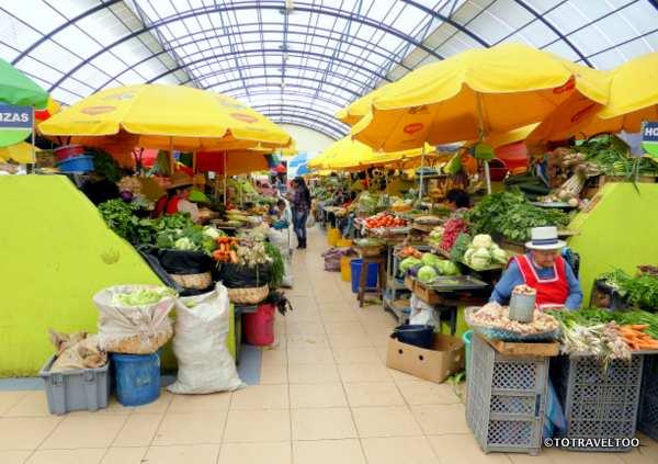 Mercado Centrale