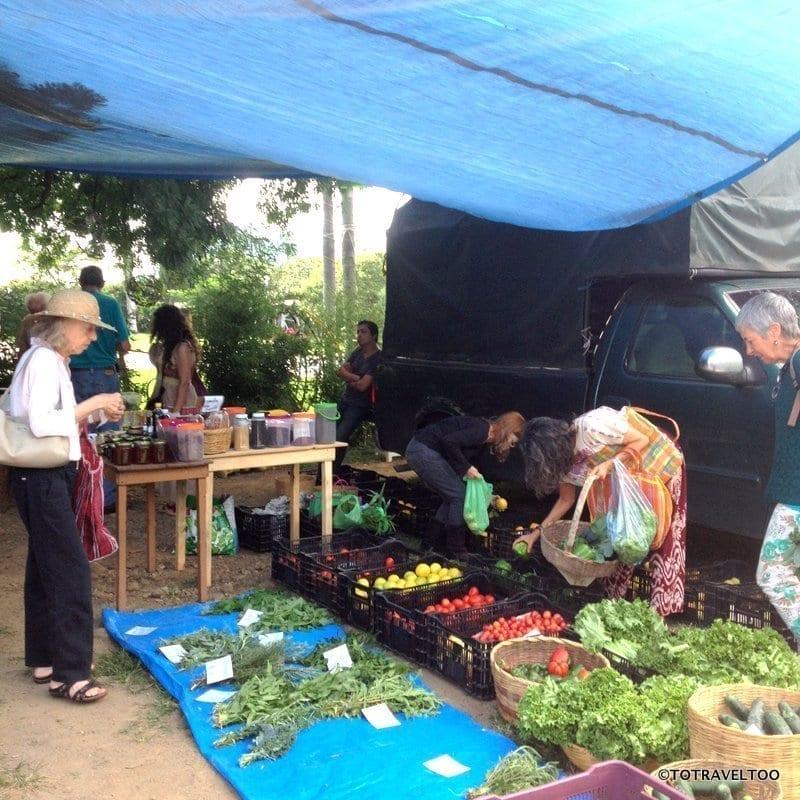 Friday's Organic Market