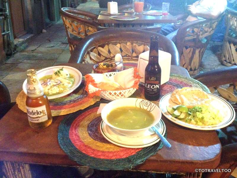 Los Olivos in Guanajuato