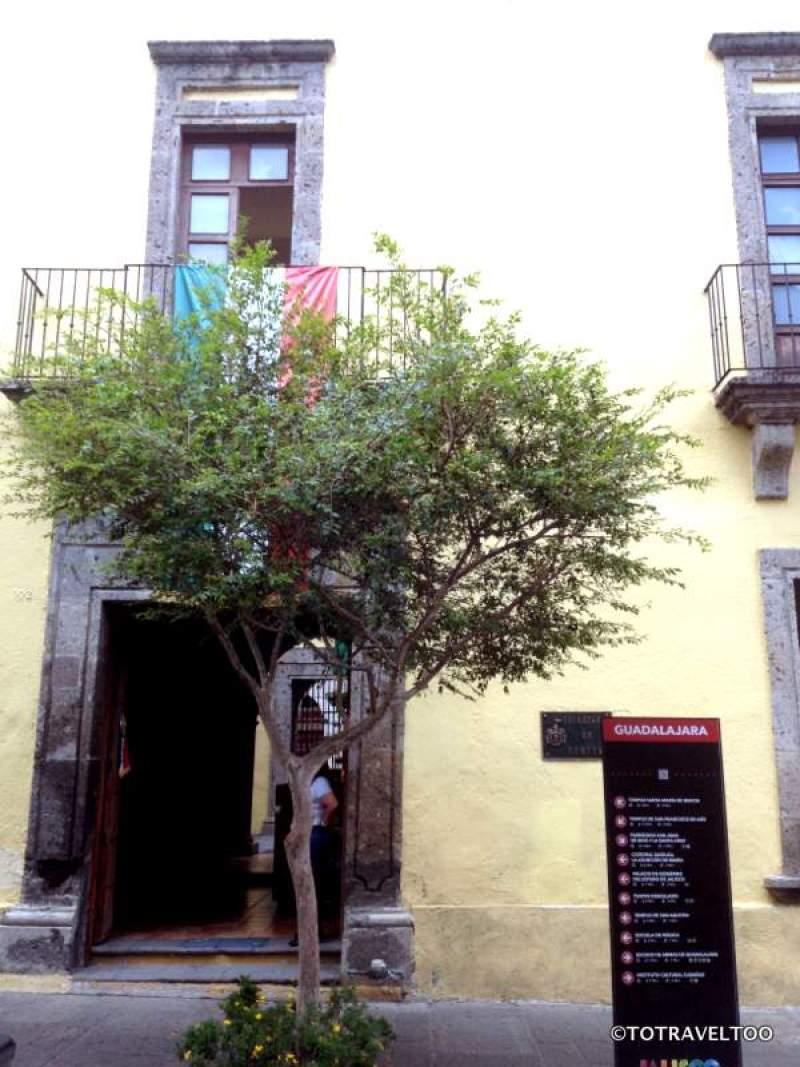 Colonial Home of Conqueror Juan de Saldivar