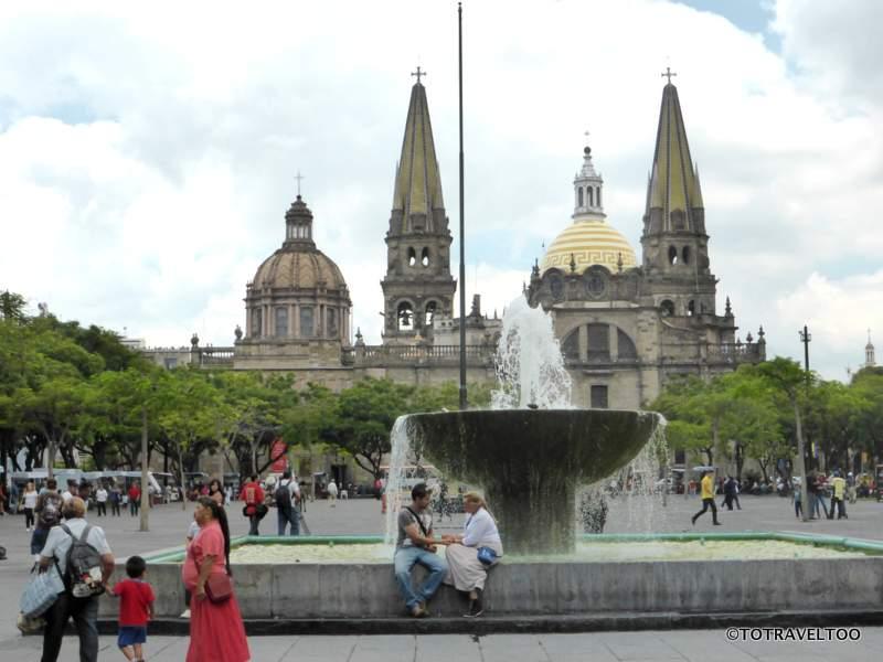 Guadalajara's Cathedral